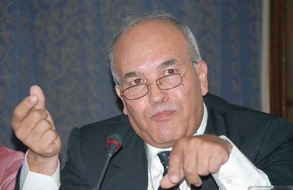 Le docteur en économie Abderrahmane Mebtoul. D. R.
